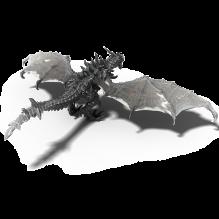 巨龙-动物-古生物-CG模型-3D城