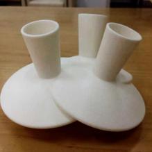 小陀螺花瓶-家居生活-3D打印模型-3D城