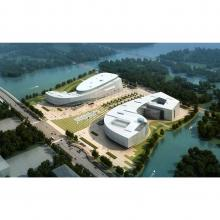建筑-室外建筑-商业_办公-CG模型-3D城