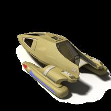 Space Shuttle-飞机-私人飞机-CG模型-3D城