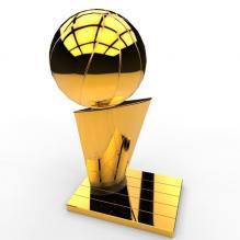 拉里·奥布莱恩冠军奖杯-艺术-CG模型-3D城