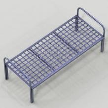 医院病床铺-科技医疗-医疗设备-CG模型-3D城