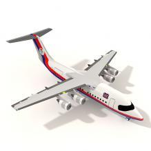 飞机-飞机-军事飞机-CG模型-3D城