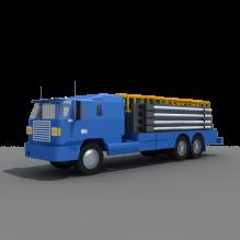 货车-汽车-卡车-CG模型-3D城