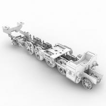 挂车-汽车-卡车-CG模型-3D城