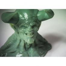 3D打印-暗黑破坏神头-游戏_玩具-3D打印模型-3D城