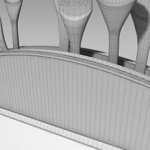 厨具 搁物架-家居-厨具-CG模型-3D城