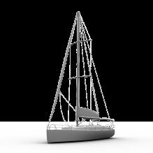 帆船-船舶-其它-CG模型-3D城