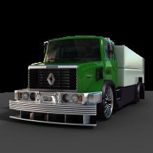 18172 卡车-汽车-卡车-CG模型-3D城