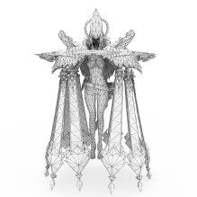 超性感带动作女主-人物_角色-女人-CG模型-3D城