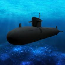 中国海军039宋级核潜艇