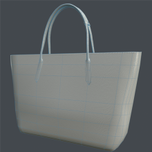LV  RASPAIL  Monogram-生活办公用品-服装饰品-CG模型-3D城