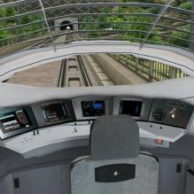 380驾驶室-汽车-CG模型-3D城