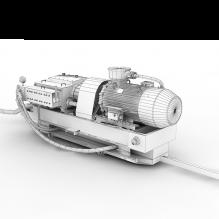 122号喷雾泵-工业设备-机器设备-CG模型-3D城