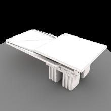 世博会中国馆印章-艺术-艺术品-CG模型-3D城
