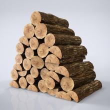 木材堆-室外建筑-其它-CG模型-3D城