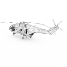 16103 战地2 中国武直-飞机-军事飞机-CG模型-3D城