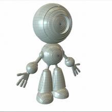机器人-电子产品-其它-CG模型-3D城