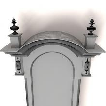 挂钟-家居-其它-CG模型-3D城