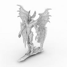 英雄联盟模型-人物_角色-角色-CG模型-3D城