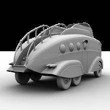 房车-汽车-suv-CG模型-3D城