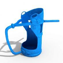 筒形酒架-小工具-3D打印模型-3D城