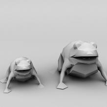 蟾王-动物-其它-CG模型-3D城