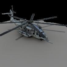 16111 美帝超级种马-飞机-军事飞机-CG模型-3D城