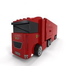 乐高版大卡车-游戏_玩具-3D打印模型-3D城