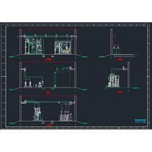 化学水处理系统三维模型-科学技术-3D打印模型-3D城