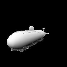 潜水艇-船舶-其它-CG模型-3D城