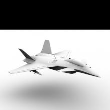 歼15舰载机-飞机-军事飞机-CG模型-3D城