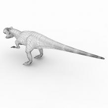异龙-动物-古生物-CG模型-3D城