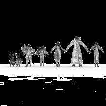 剑灵男女主角-人物_角色-角色-CG模型-3D城