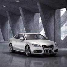 奥迪轿车-汽车-家用汽车-CG模型-3D城