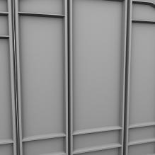 屏风-家居-其它-CG模型-3D城