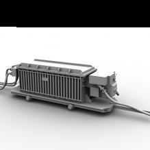 1233号移动变电站-工业设备-机器设备-CG模型-3D城