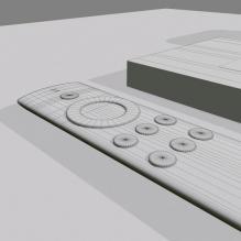 亚马逊Amazon Fire TV-电子产品-数码产品-CG模型-3D城