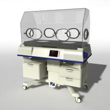 医用设备-科技医疗-医疗设备-CG模型-3D城