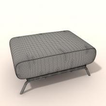 沙发-家居-沙发-CG模型-3D城