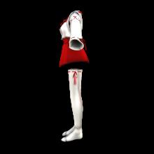 裙装-生活办公用品-服装饰品-CG模型-3D城