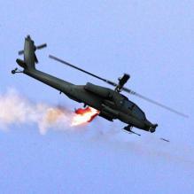 阿帕奇武装直升机-飞机-直升机-CG模型-3D城