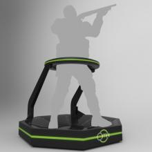 Virtuix Omni体感游戏跑步机-体育_爱好-其它-CG模型-3D城