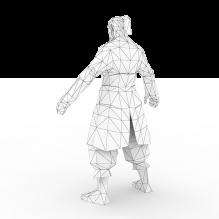 男-人物_角色-男人-CG模型-3D城