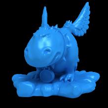 怪物宠物的3D模型