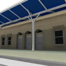 厂房-室外建筑-工业_厂房-CG模型-3D城