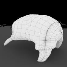 不明生物-动物-其它-CG模型-3D城