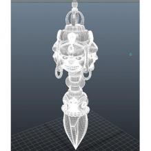 辟邪法器-首饰-3D打印模型-3D城