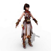 闻人羽-人物_角色-角色-CG模型-3D城