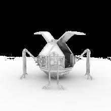 机器人-科技医疗-其它-CG模型-3D城
